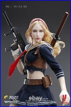 VERYCOOL VC-TJ-03 Wefire Game Third Bomb Sexy Female Blade Girl 1/6 Figure