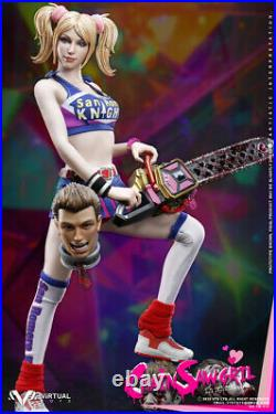 VTS TOYS VM-015 Suicide Team Squad Chainsaw Girl Harley Quinn 1/6 Action Figure