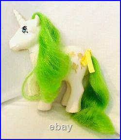 Vintage G1 My Little Pony Argentina Unicorn Top Toys Gusty RARE