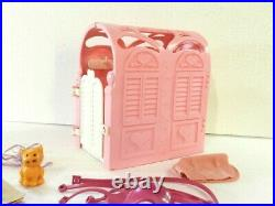 Vintage My Little Pony Boutique G1 Mib 1984 Top Toys Pink With Box