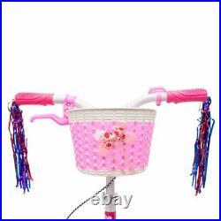 Viper Pink Barbie Tri Scooter Girls Kids 3 Wheel Swing Slider Motion Winged