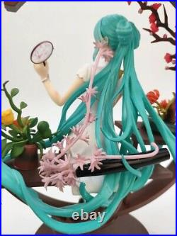 Vocaloid Hatsune Miku Cute Girl Action Figure Anime Doll Adult Toy PVC Gift Box