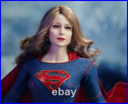 WAR STORY 1/6 WS004 Girl Melissa Benoist 12inch Female Figure Movie Toys