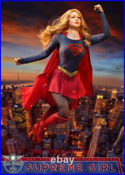 WAR STORY Super Girl Melissa Benoist 1/6 Scale Action Figure Model INSTOCK